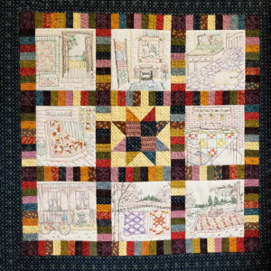 quilted memories the noble quilter
