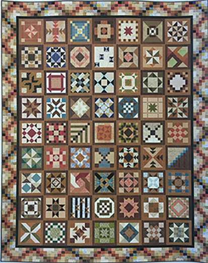 odd man out quilt pattern