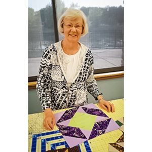 tucker university the noble quilter