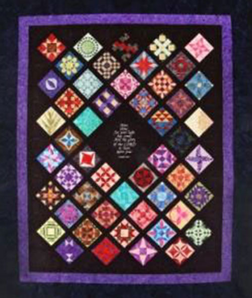 women of the bible the noble quilter
